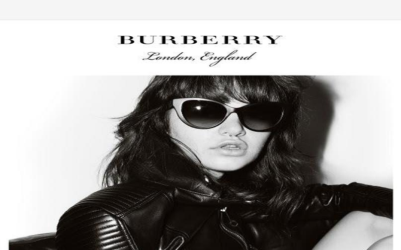 burberry promo